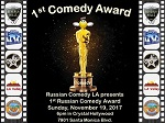 1st Russian Comedy Award!