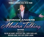 Thomas ANDERS with Modern Talking & Guests - Aug.18-19