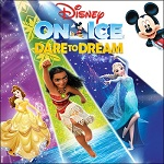 Disney On Ice: Dare to Dream - Jan.3-6